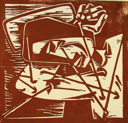 Sebastian  1966  46,5 x 48,5