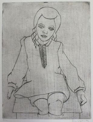 Brigitte  1970  30 x 39,5