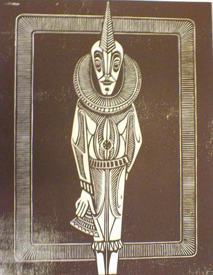 Harlekin  1978  59 x 77