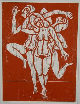 Drei Frauen  1982  47 x 62