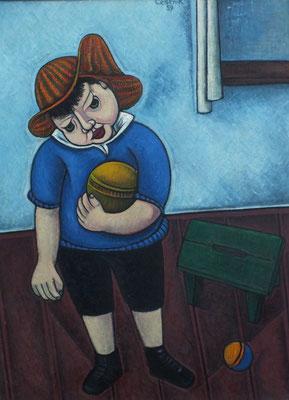 Oskar ( Blechtrommel )  1959  74 x 100