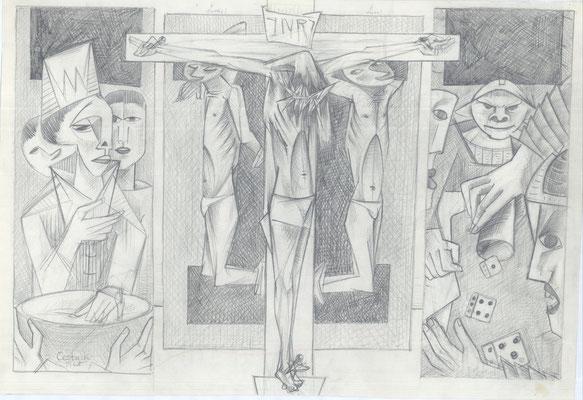 Kreuzigung  1967