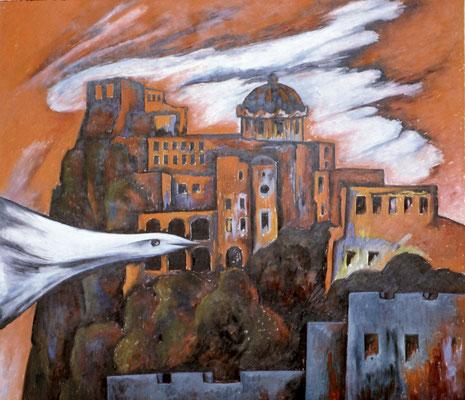Die Aragonenburg ( Ischia )  1973