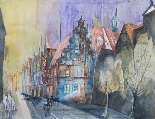 Celler Rathaus_50 x 65 cm_10-2016