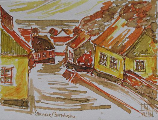 Svaneke_Bornholm_12x18 cm