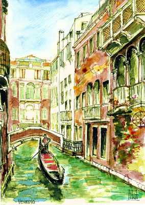 Venedig 20 x 30 cm