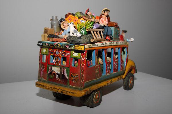 Chiva Transportes del Sur © Cesare Stella