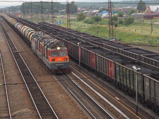 Güterzugsspinne