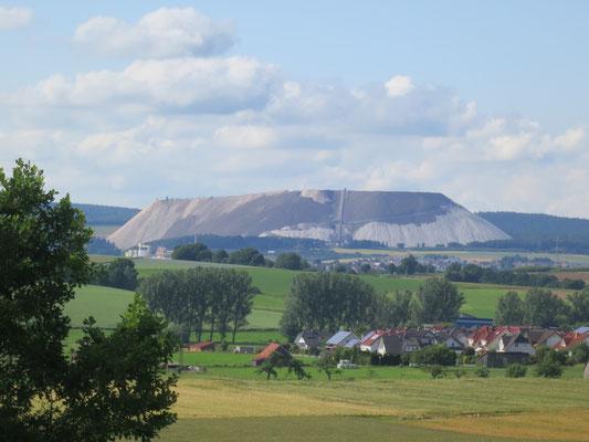 Monte Kali bei Heringen(Fulda)