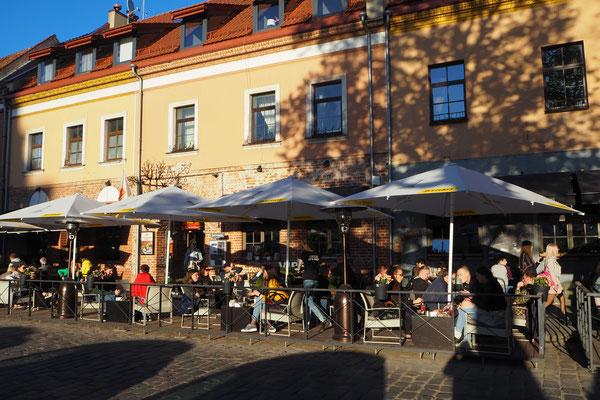 an der Front in Kaunas