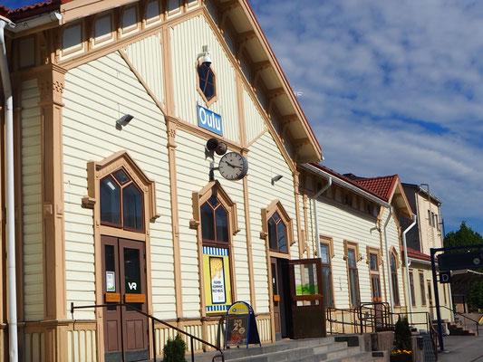 Bahnhof Oulu