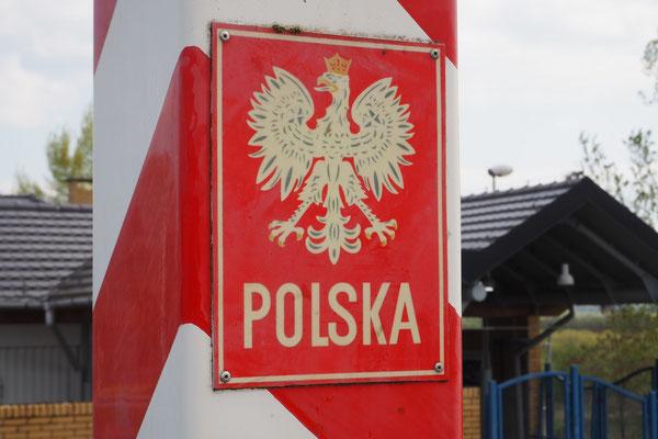 Grenzübertritt Polen