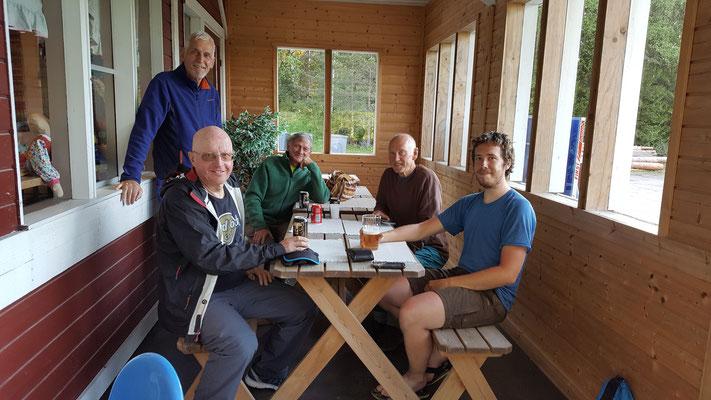 Schweizertreffen in Viitasaari