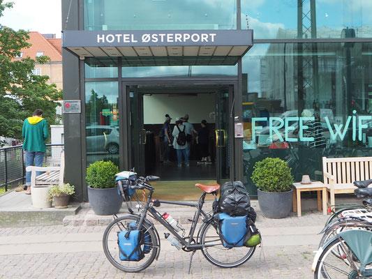 Hotel in Kopenhagen