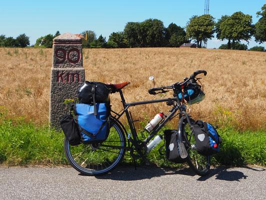 90 km  von Kopenhagen