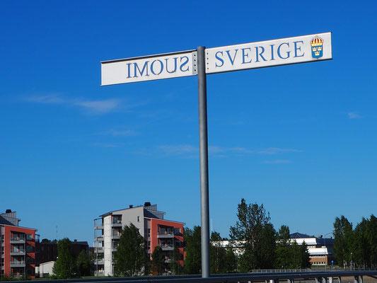 bye, bye Finland, hello Sweden