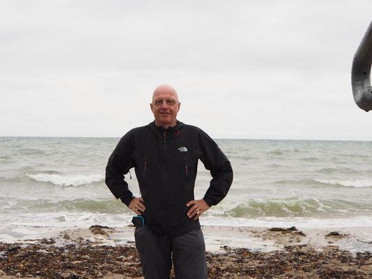Ein letztes Mal an der Ostsee