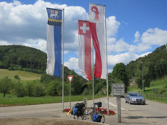Oberer Hauensteinpass