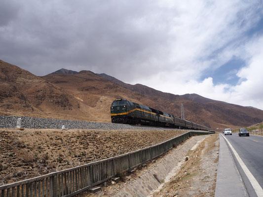 Lhasa - Bahn