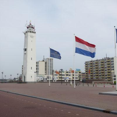 Leuchtturm bei Den Haag