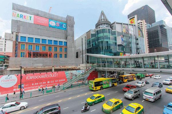The Market Bangkok(ザ マーケット バンコク)内インショップ物件