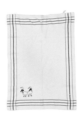 Handtuch Nr. 25, Acrylglas, 40x30cm