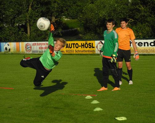 damit unser aller Fußballnachwuchs davon profitiert, Schauts vor bei am 18.4. beim TSV Winklarn