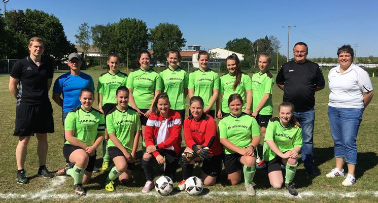B-Juniorrinnen SG Dieterskirchen/Winklarn 2017/2018