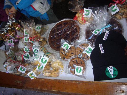 HC Emmendingen auf dem Weihnachtsmarkt