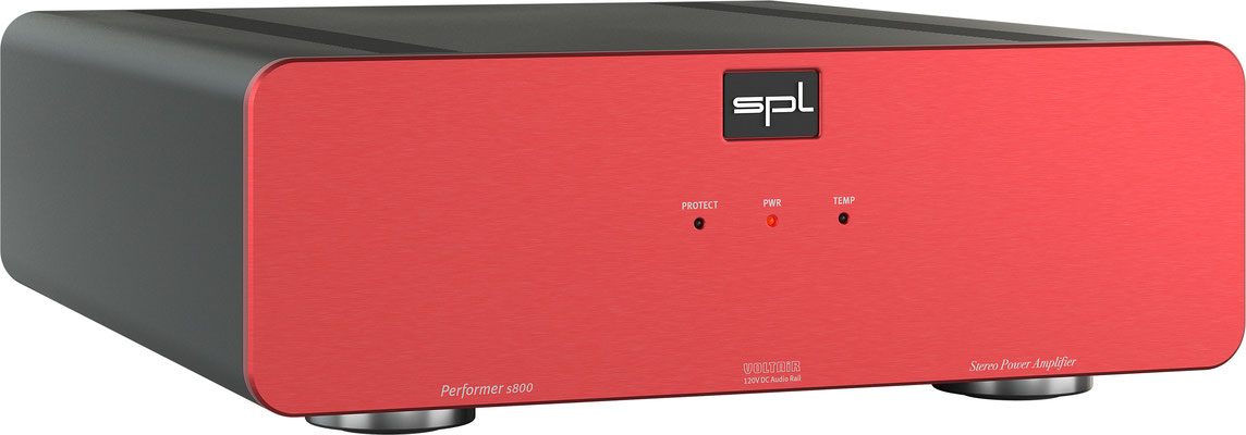 SPL Audio Performer s800 RED