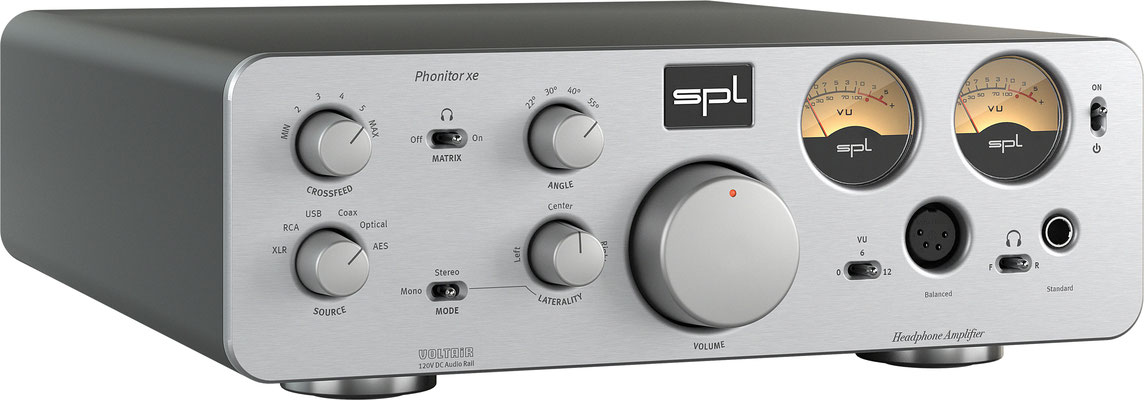 SPL Audio Phonitor xe SILVER