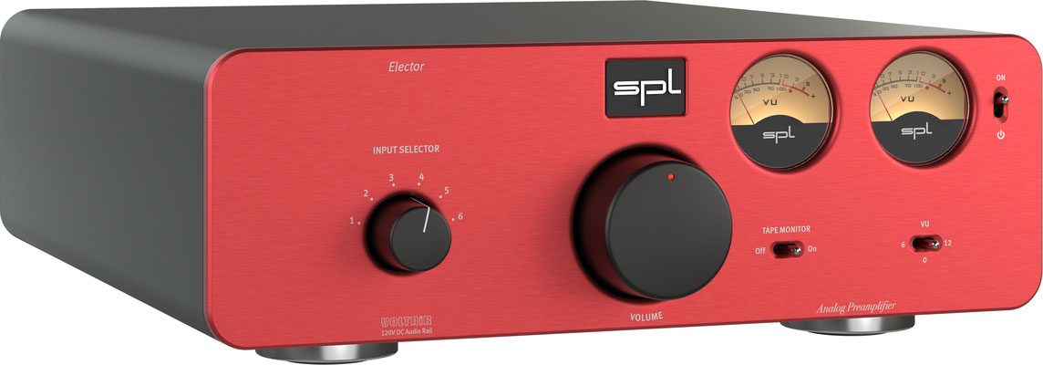 SPL Audio Elector RED