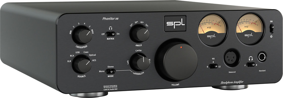 SPL Audio Phonitor xe BLACK