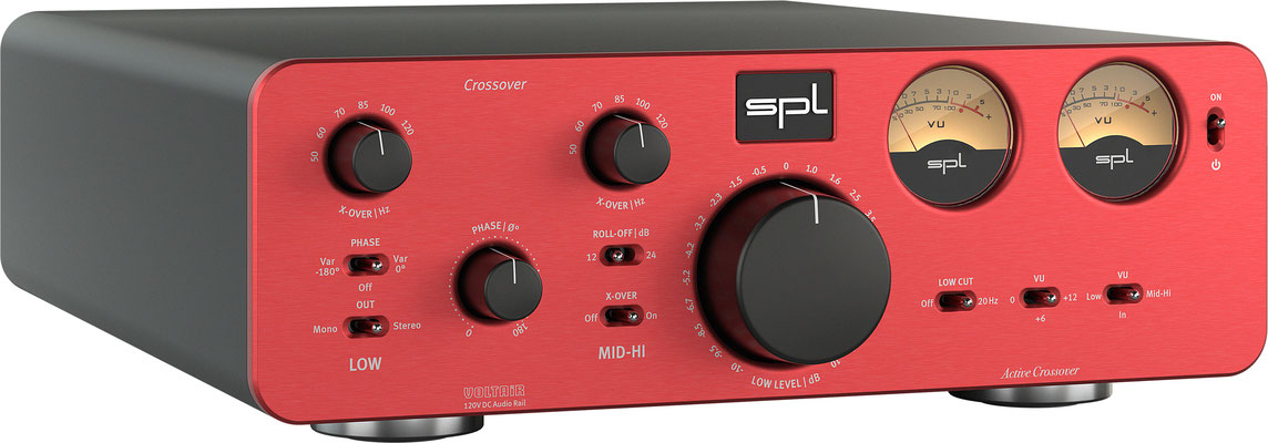 SPL Audio Crossover RED
