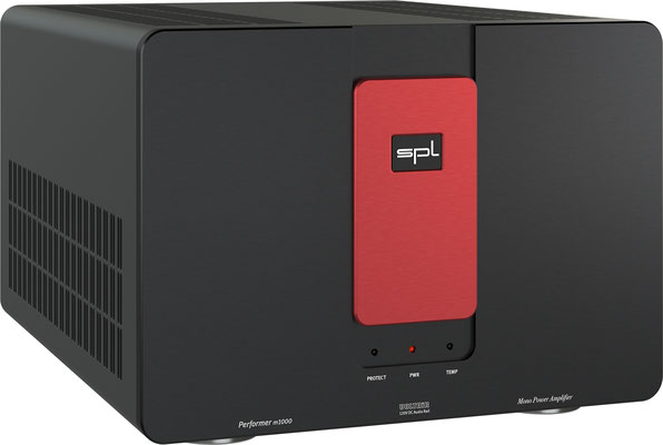 SPL Audio Performer m1000 BLACK