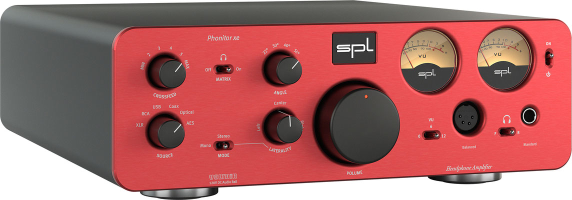 SPL Audio Phonitor xe RED