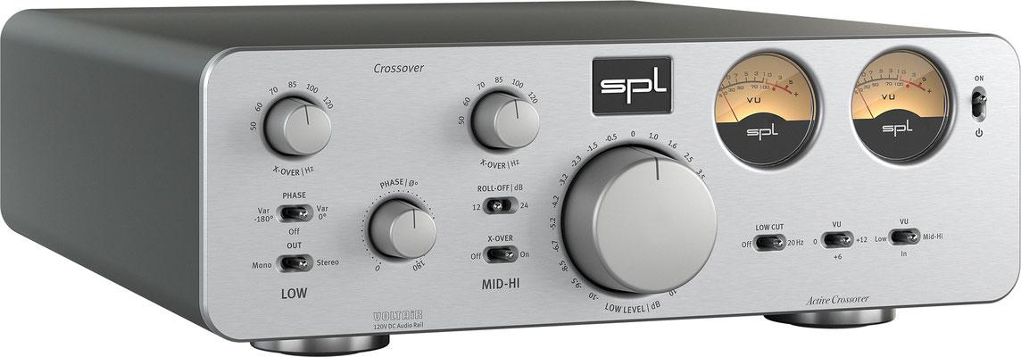 SPL Audio Crossover SILVER
