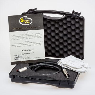 Silent Wire - Kopfhörer Kabel