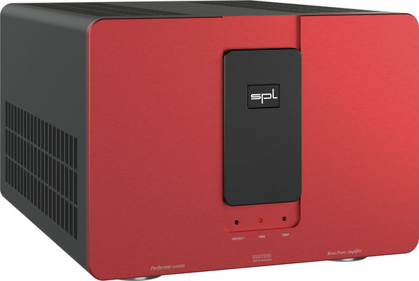 SPL Audio Performer m1000 RED