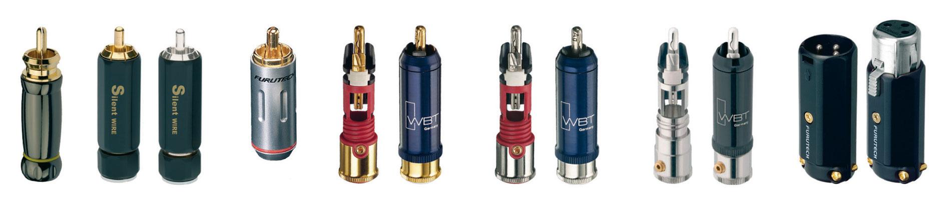 Silent Wire - NF Stecker