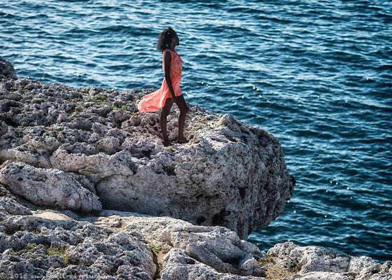 Daymara - foto hecha por Bertrand