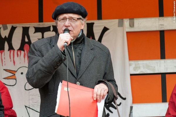 Dr. Matthias Engelke, Internationaler Versöhnungsbund - Deutascher Zweig