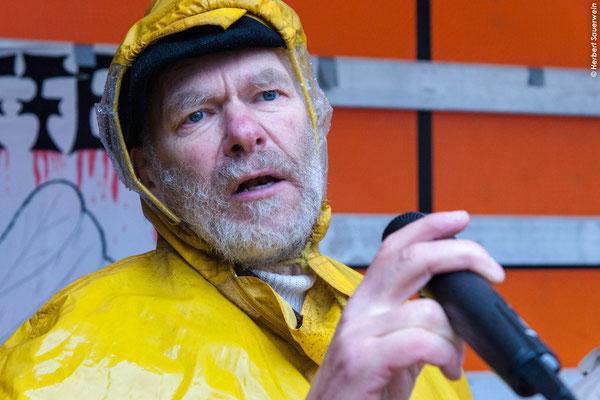 Dr. Andreas Hämer, Autor, Theologe, Friedensaktivist