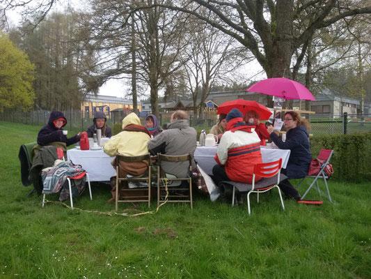 Geburtstagsfest Annegret Klasen aus Polch am 26.04.2016 in Büchel