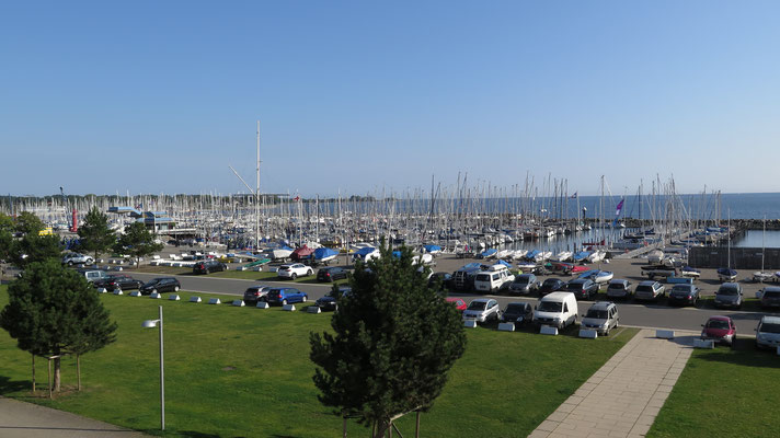 Ferienwohnung nah am Olympiahafen