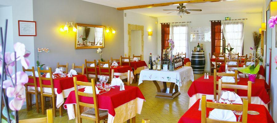 restaurant, astaffort, layrac, agen, gastronomie