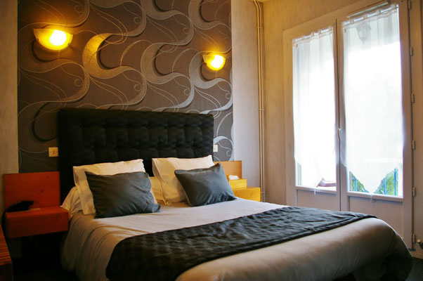 Chambre, room hotel 3 Astaffort