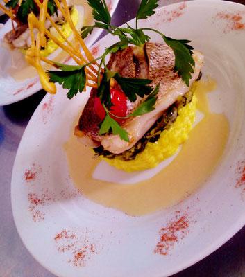 cuisine traditionnelle, gastrinomique, poisson