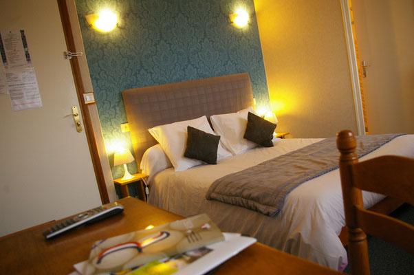 Chambre, room hotel 6 Astaffort