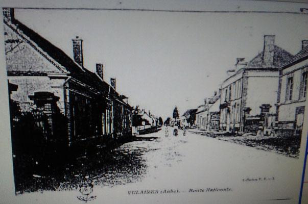 RD 660 Croisement Route de Rigny